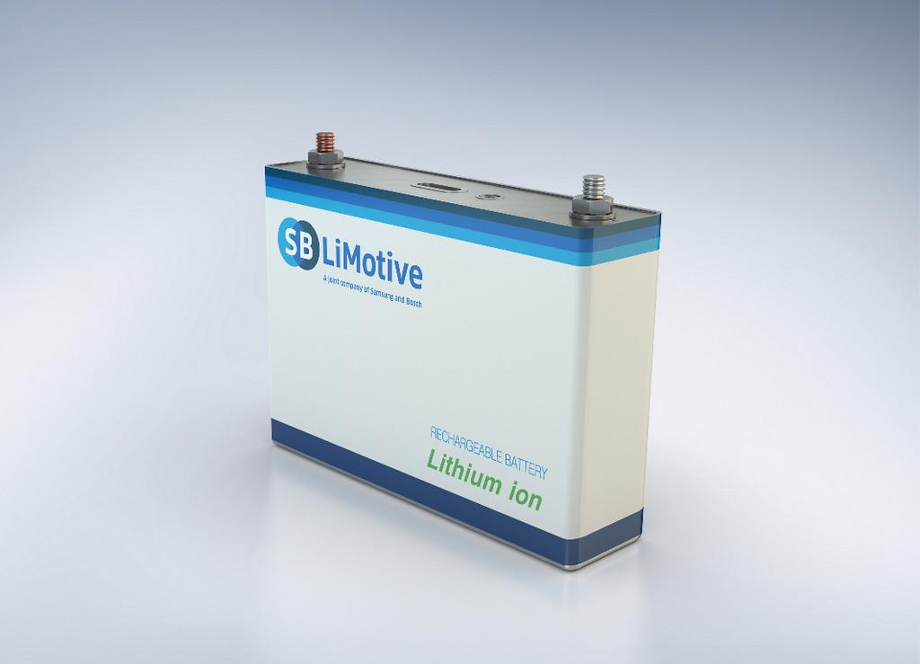 lithium ionen akku batterie sb limotive samsung. Black Bedroom Furniture Sets. Home Design Ideas