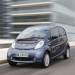 Elektroauto iOn. Bildquelle: Peugeot