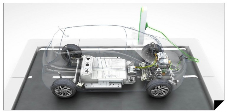 Elektroauto Renault Zoe. Bildquelle: Renault
