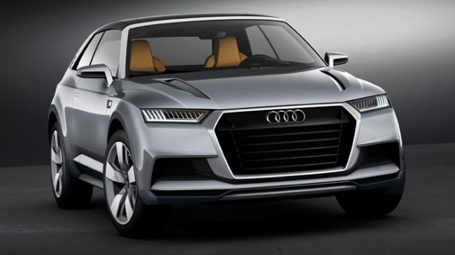 audi will mit dem elektroauto audi q8 e tron tesla motors. Black Bedroom Furniture Sets. Home Design Ideas