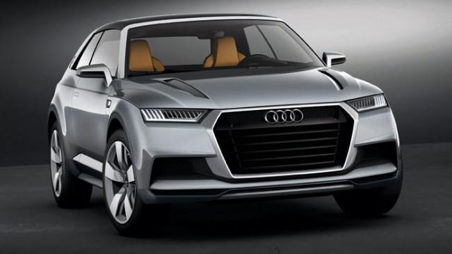 Audi will mit dem Elektroauto Audi Q8 e-Tron Tesla Motors ...