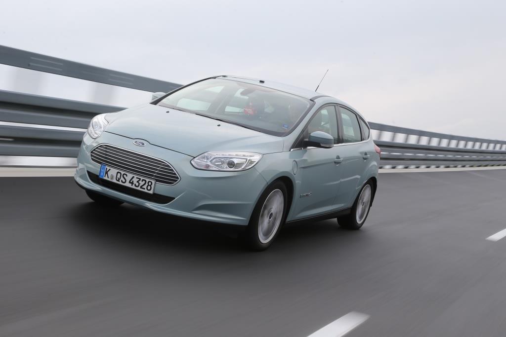 Erster Harmloser Ausfall Unseres Elektroauto Ford Focus