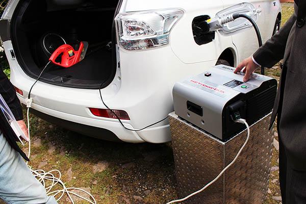 Car 2 Go >> Plug-In Hybridauto Mitsubishi Outlander PHEV Powerbox miev power box 1 - Mein Elektroauto