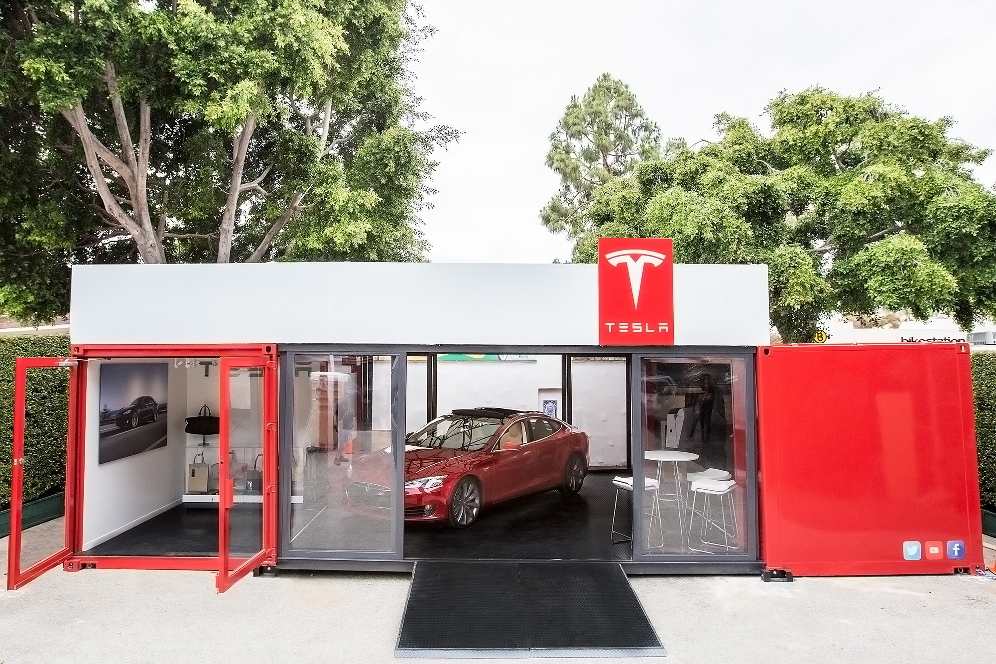Tesla Motors hat im 2. Quartal 11.507 Exemplare des Elektroauto Tesla Model S ausgeliefert