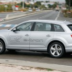 Plug-In Hybridauto Audi Q7 E-Tron 3.0 TDI Quattro. Foto: Auto-Medienportal.Net/Busse