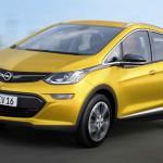 Das Elektroauto Opel Ampera-e ist das Schwesternmodell des Chevrolet Bolt. Bildquelle: Opel/GM