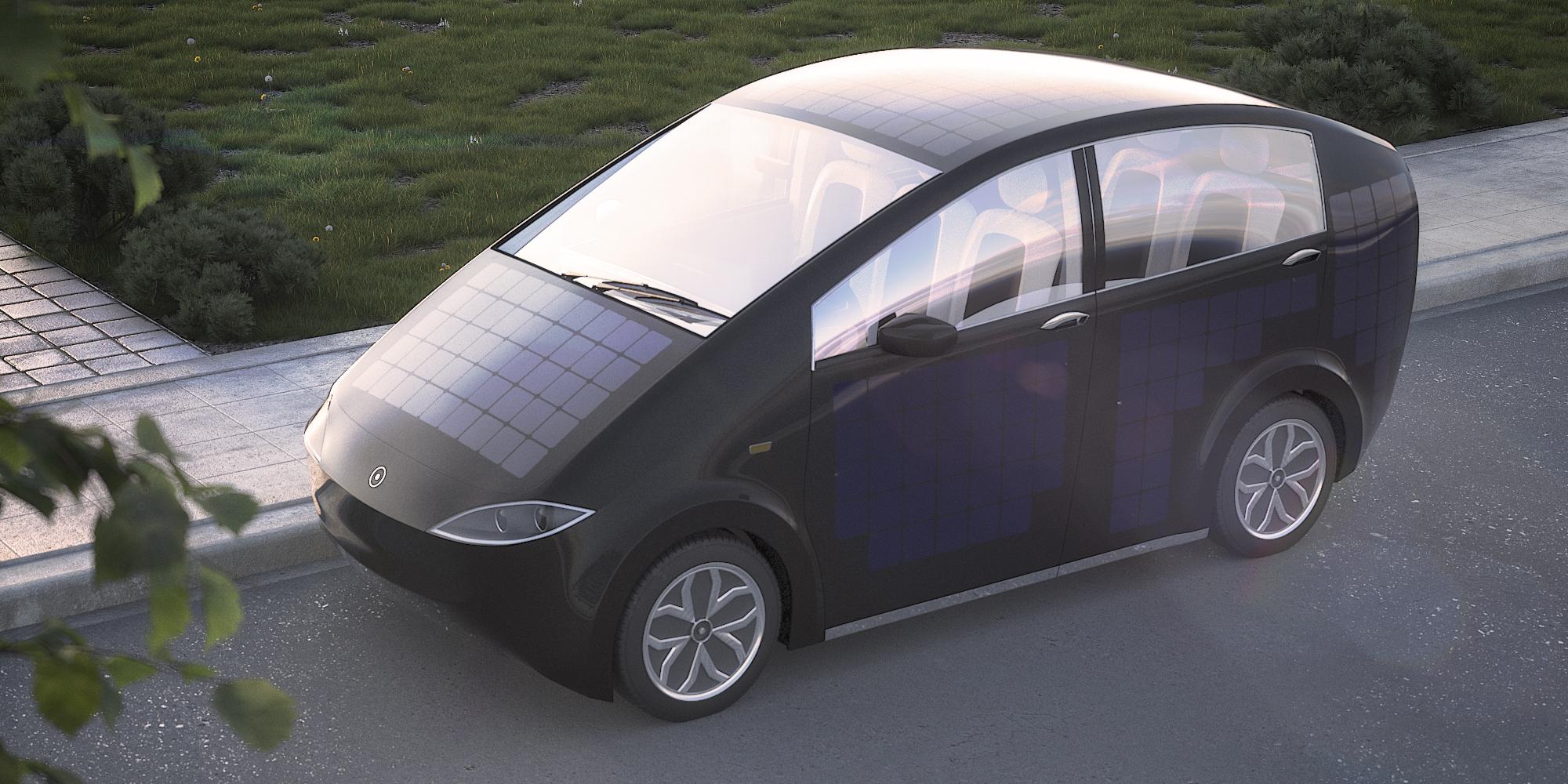 Audi rüstet die Dächer seiner Elektroautos mit Solarzellen aus