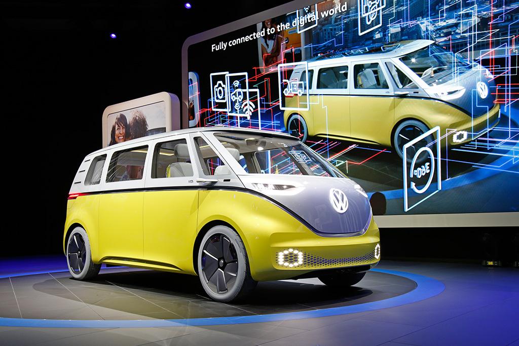 Volkswagen orientiert sich beim Design seiner Elektroautos an Apple