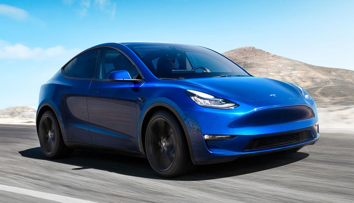 Elektroauto Tesla Model Y ist ab sofort in Deutschland zur Auslieferung bereit